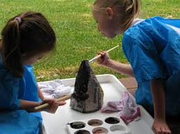 how to make a homemade volcano learning 4 kids