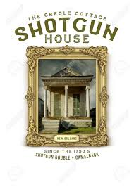 shotgun house new orleans louisiana culture collection shotgun house stock photo