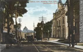 Bureau De Poste 7 - mp 0000 1031 7 avenue dufferin et bureau de poste sherbrooke