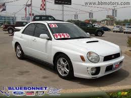 subaru colors 2002 aspen white subaru impreza wrx sedan 7272492 gtcarlot com
