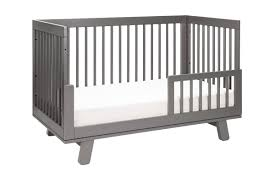 Convertible White Cribs by Hudson 3 In 1 Convertible Crib U0026 Reviews Allmodern
