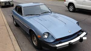 classic datsun as you can u201cz u201d this is one pretty datsun 2 2