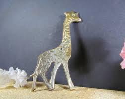 vintage giraffe etsy