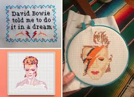 cross stitching has an side don t tell thechive