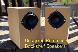 Bookshelf Speaker Height Design Your Own Reference Bookshelf Speakers 27 Steps With Pictures