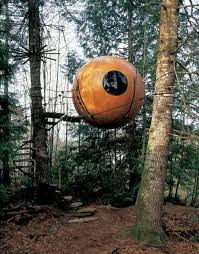 spherical tree houses in canada livbit