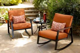 Metal Rocking Patio Chairs Metal Outdoor Rocking Chairs Outdoor Decorating Inspiration 2018