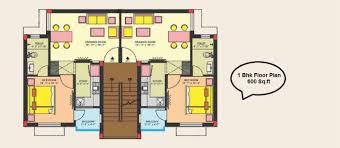 600 Sq Ft Office Floor Plan Kcc Engineer Enclave Noida Extension Kcc Engineer Enclave