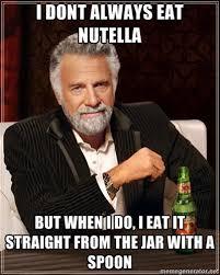 Nutella Meme - image 532103 nutella know your meme