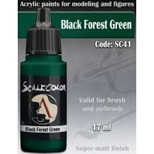 forest green color code scale 75 paint color scalecolor acrylic color
