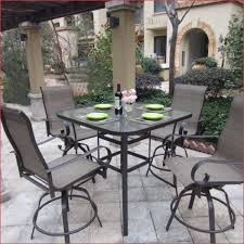 Glass Top Patio Tables Awesome High Top Patio Furniture Jzdaily Net