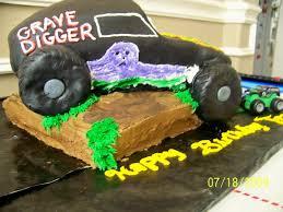 the grave digger monster truck grave digger monster truck cakecentral com