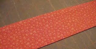 Tab Top Valance Tutorial How To Make Tab Top Valances Quilt Addicts Anonymous