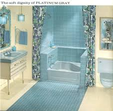 vintage bathrooms ideas the color gray in vintage bathrooms from 1927 to 1962 retro