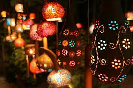 modern gourd lamps