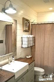 bathroom lighting ideas for vanity gorgeous rustic bathroom sink best rustic bathroom lighting ideas on