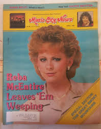 reba mcentire leaves u0027em weeping cover of music city news april