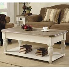 rectangle lift top coffee table riverside furniture coventry lift top rectangular coffee table in