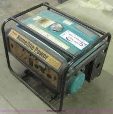 onan 6500 portable generator item c3075 sold december 6