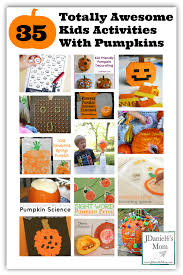 La S Totally Awesome 35 Totally Awesome Kids Activities With Pumpkins All Things
