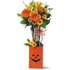 halloween flowers u0026 halloween flower arrangements send hal