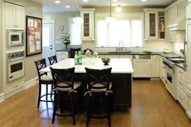 kitchen island with bar seating kitchen island seating for 4 kzio co