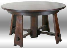 Arts And Crafts Dining Room Furniture by Craftsman Table Craftsman Style Pinterest Styles U003cbr