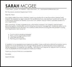 Resume For Internal Promotion Promotion Cover Letter Sample Sample Cover Letter For Promotion