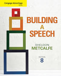 cengage advantage books building a speech 8th edition