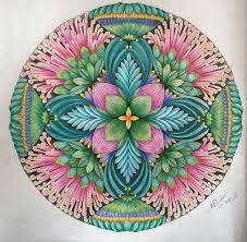 millie marotta u0027s tropical world mandela coloring book