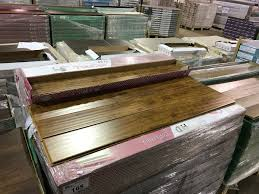 Hand Scraped Oak Laminate Flooring Pallet Of Toucan Tf3203 Handscraped Oak Laminate Flooring