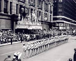 macy s thanksgiving day parades through the years