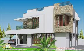Modern Houses Design And Floor Plans Kerala Contemporary House Designs Info About This House Elevation