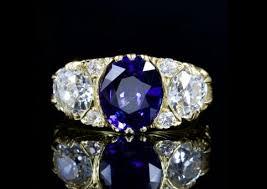 antique rings sapphire images Antique sapphire rings laurelle antique jewellery jpg