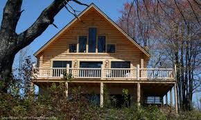 log home plans with walkout basement open floor plans log home