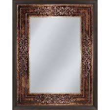 new 70 bathroom mirrors bronze decorating inspiration of tri fold