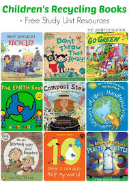 children u0027s books on recycling study unit resources recycling