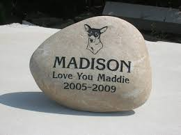 best memorial rocks for garden engraved rock medium engraved river