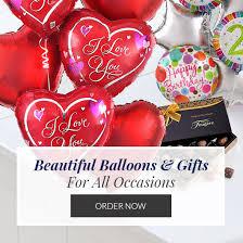 balloon delivery belfast send balloons to belfast balloon