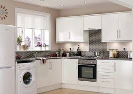 is semi gloss for kitchen cabinets what can a white kitchen do for the look of your home