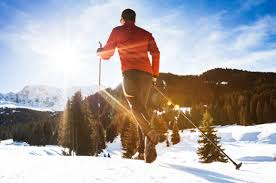 different styles of nordic skiing explained skis com blog
