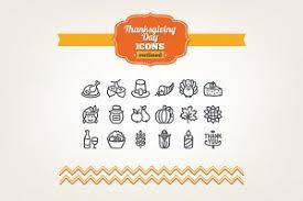 explore more than 130 thanksgiving icons creative market