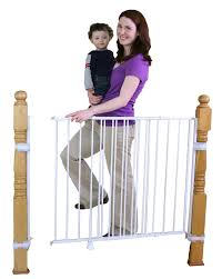 Baby Gates For Bottom Of Stairs With Banister Best Baby Gates Top Of Stairs U2013 Guide And Reviews