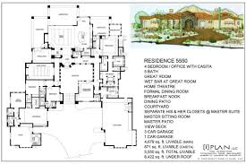 15000 square foot house plans collection 4000 square foot house plans one story photos the