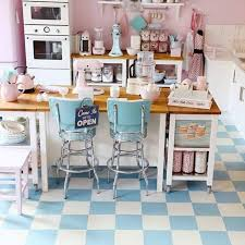 retro kitchen design ideas kitchen homey retro design style within island designs 6 original