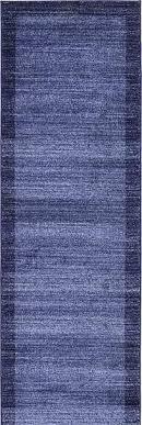 Navy Blue Runner Rug Safavieh Adirondack Modern Blue Silver Runner Rug 2 6 X 14