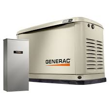 20kw generac guardian standby generator with 200 amp whole house