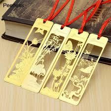 aliexpress com buy peerless gold metal bookmarks classical