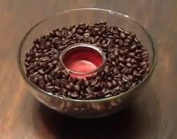 coffee bean candle how to make vanilla coffee bean candle bowls