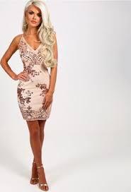pink boutique dresses meilani gold sequin mini dress pink boutique pb faves